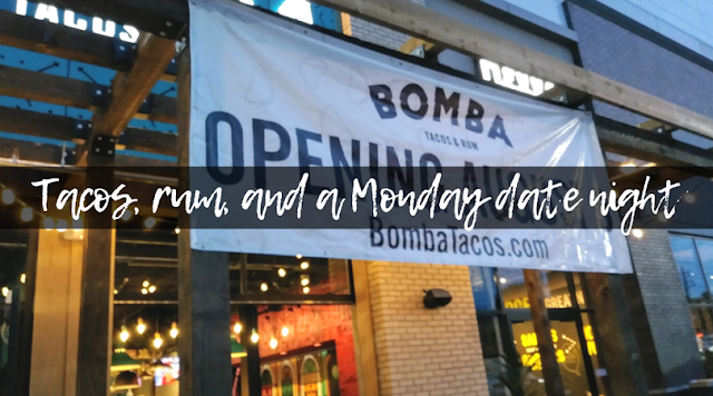 Tacos, Rum, and a Monday Date Night at BOMBA Beachwood