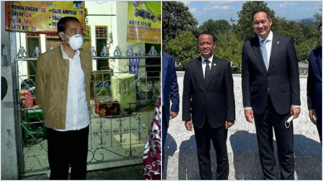 Jokowi Larang Menteri ke Luar Negeri Selama PPKM Darurat