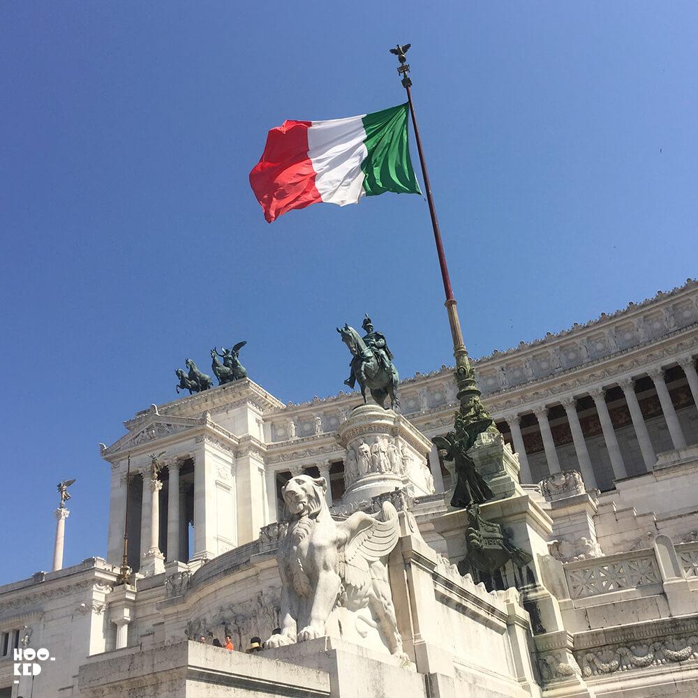 Hookedblog in Rome, Italy