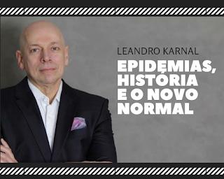 Leandro Karnal fala sobre Epidemias