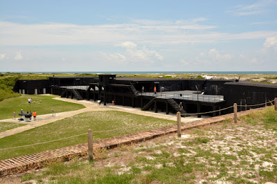 Fort Pickens | Gulf Islands National Seashore, NPS | Photo: Travis S. Taylor