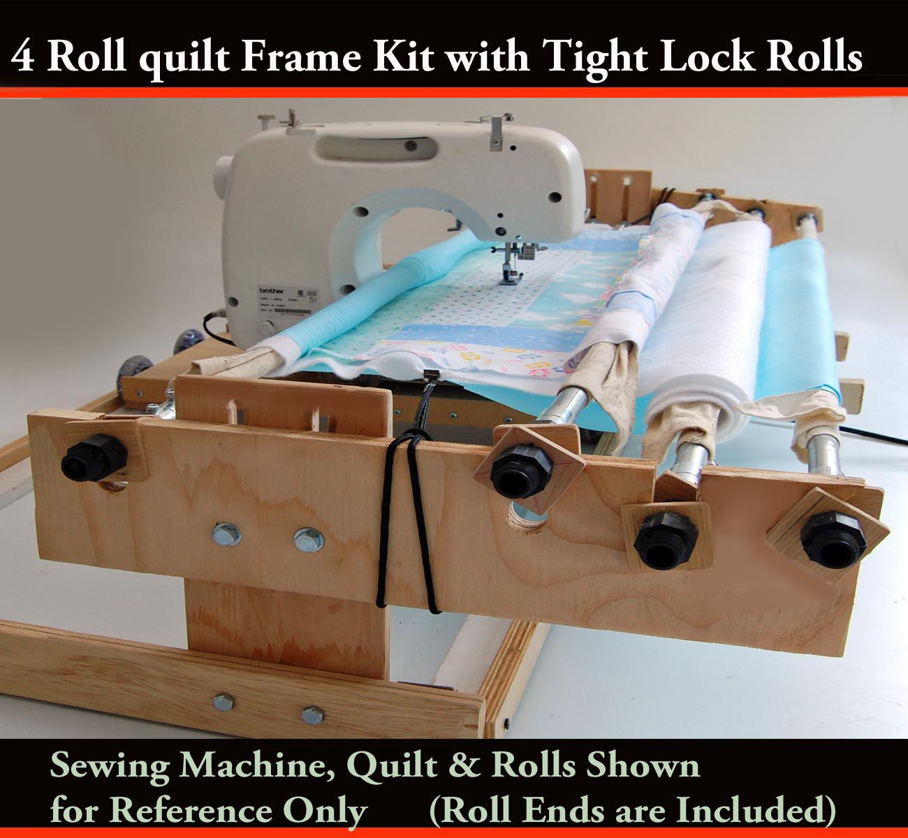 quilt machine frame
