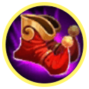 Mobile Legends Items Magical Shoes