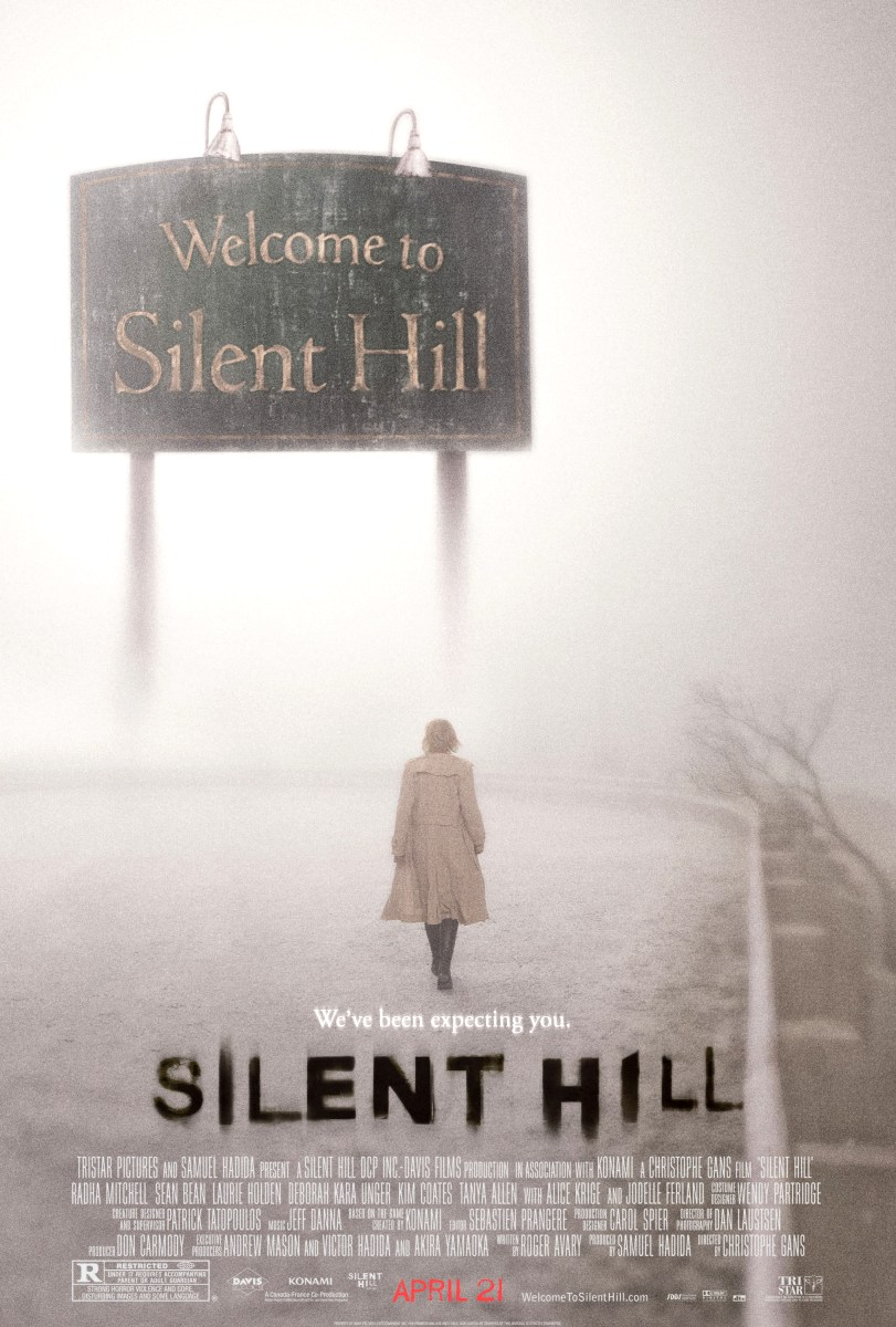 Silent Hill (2006) ταινιες online seires xrysoi greek subs