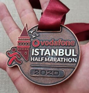 Vodafone İstanbul Yarı maratonu 21 kilometre, Hakan Çolak, hakancolakcom