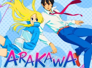Arakawa,film, animasi