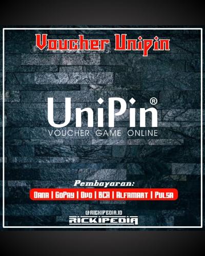 20.000 Voucher Unipin