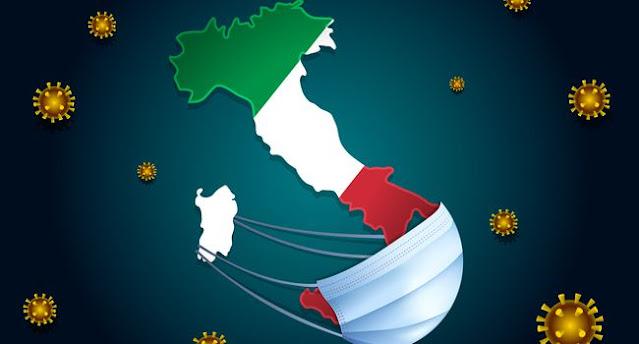 Cinque le Regioni arancioni e una in rosso, dal 3 Maggio l'Italia cambia colore