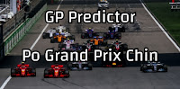 Grand Prix Chin GP Predictor