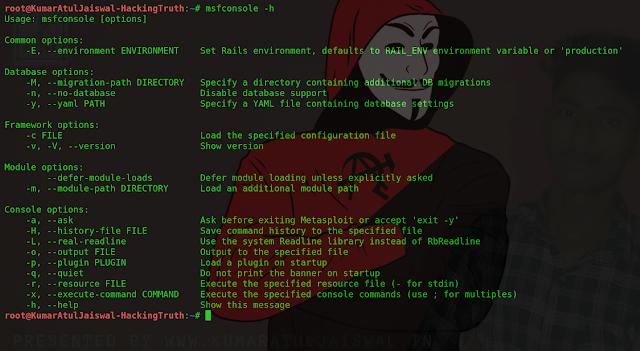 TryHackeMe RP : Metasploit walkthrough