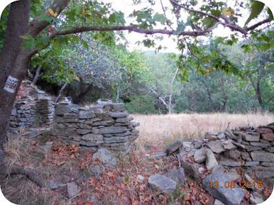 vechea moara din Kazaviti