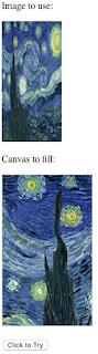 menggambar lukisan dengan Canvas pada laman html