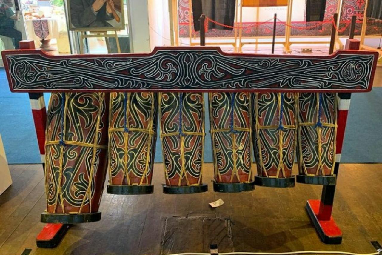 alat musik tradisional daerah sumatera utara