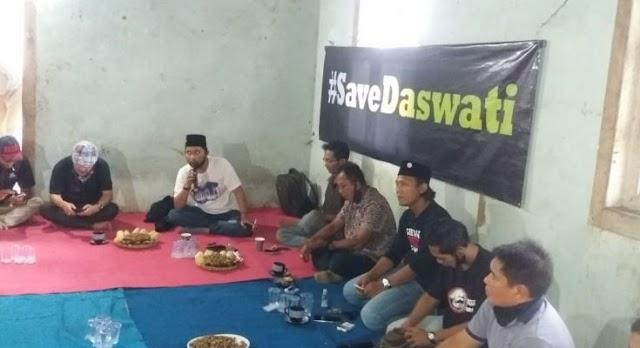 Ketua DPRD Lampung Kunjungi Rumah Daswati