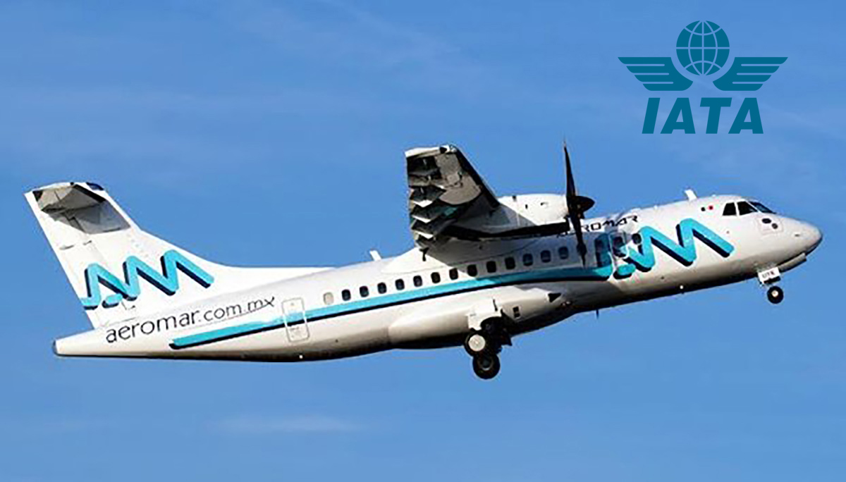 AEROMAR INTEGRA MIEMBRO IATA 01