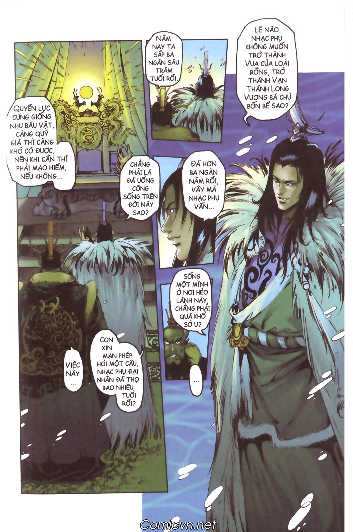 Tây Du Ký màu - Chapter 111 - Pic 5
