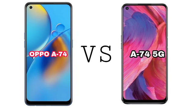 Difference between OPPO A74 and OPPO A74 5G that you should know!