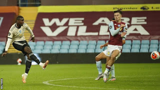 Video: Aston_Villa 0-3 Manchester United Fernandes inspired Manchester United win