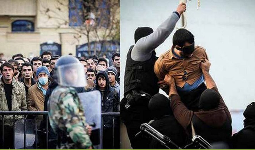 Annual report reveals 2015 as darkest year for iran executions for Terrace in a sentence