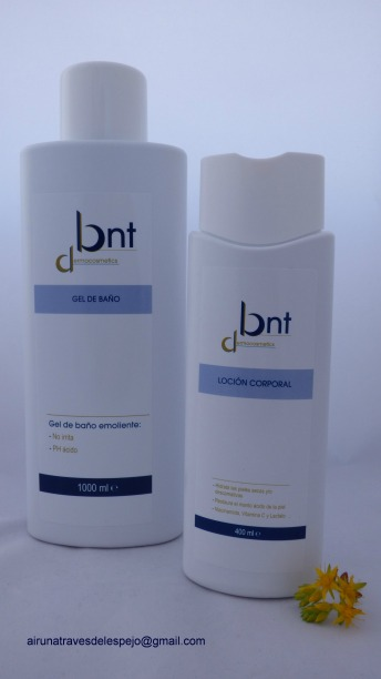 productos bnt cuidados piel atópica