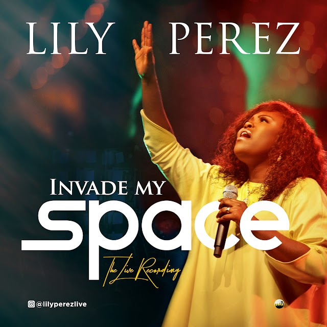 Lily Perez Releases New Single - 'Invade My Space' [+LIVE Visuals] || @lilyperezlive