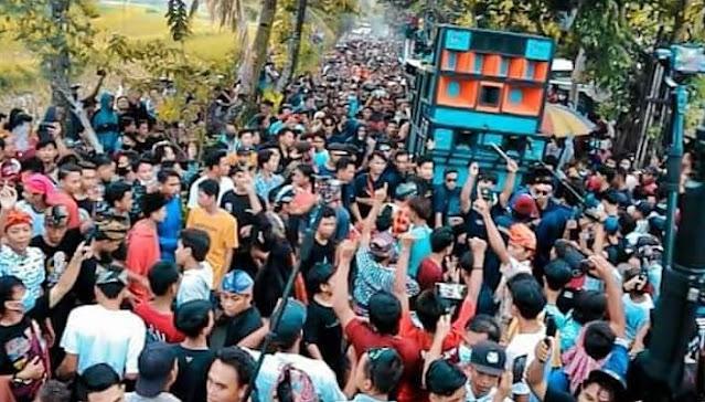Nyongkolan di Jongat Loteng Tanpa Protokol, Polisi Panggil 'Epen Gawe'