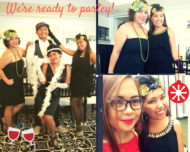 UBP Thanksgiving Party - a celebration of three kinds of families as ONE