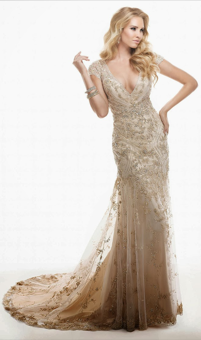 Maggie Sottero 2014 Tuscany Collection - Belle The Magazine
