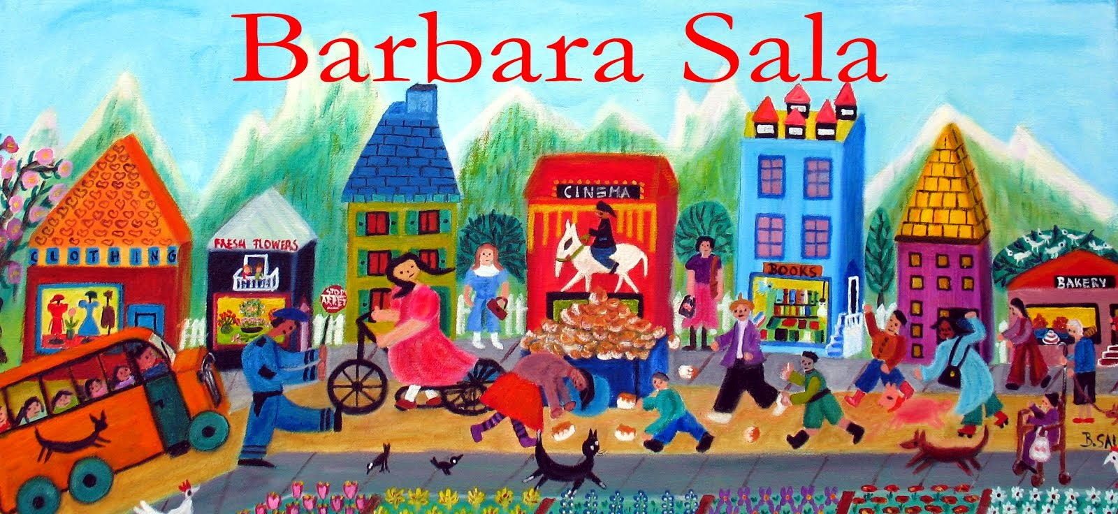 Barbara sala publishing