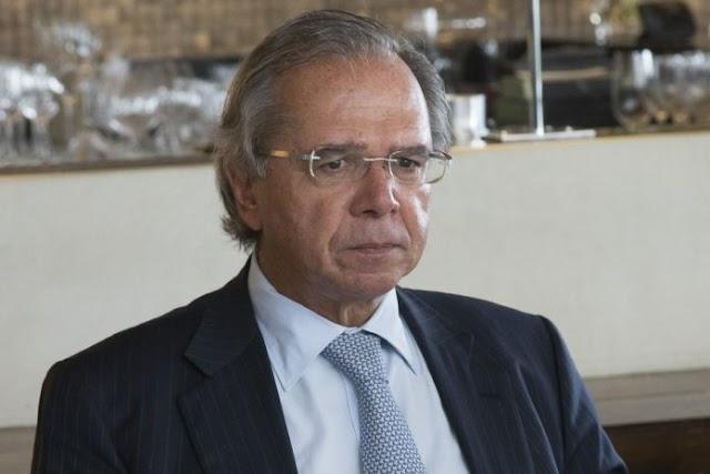 Projeções de esperança: Economia brasileira deve surpreender e crescer mais de 4% em 2021, diz Ministro Paulo Guedes