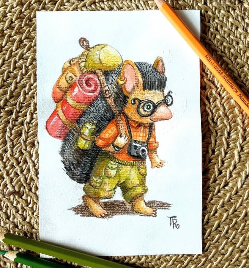 03-The-hedgehog-traveller-Tatyana-Romanova-www-designstack-co
