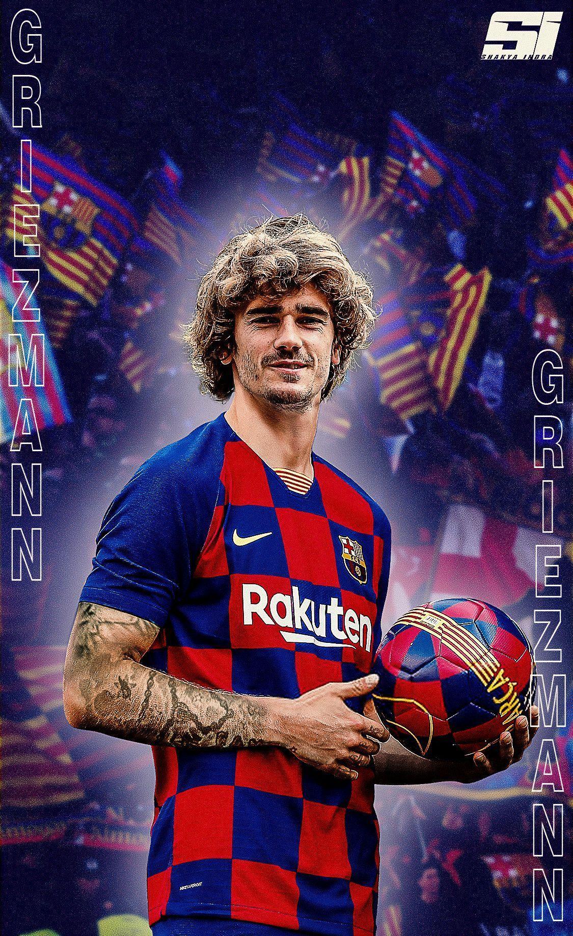 Antoine Griezmann Football