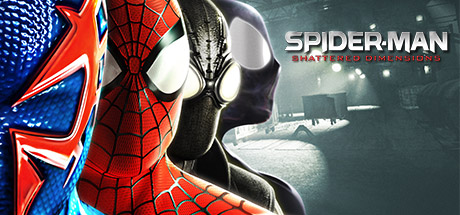 Spiderman Shattered Dimensions-RELOADED