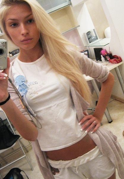hot blonde twat