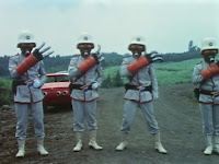 The Phantom Soldiers