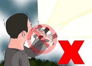 cara hack kamera cctv led laser langkah 3