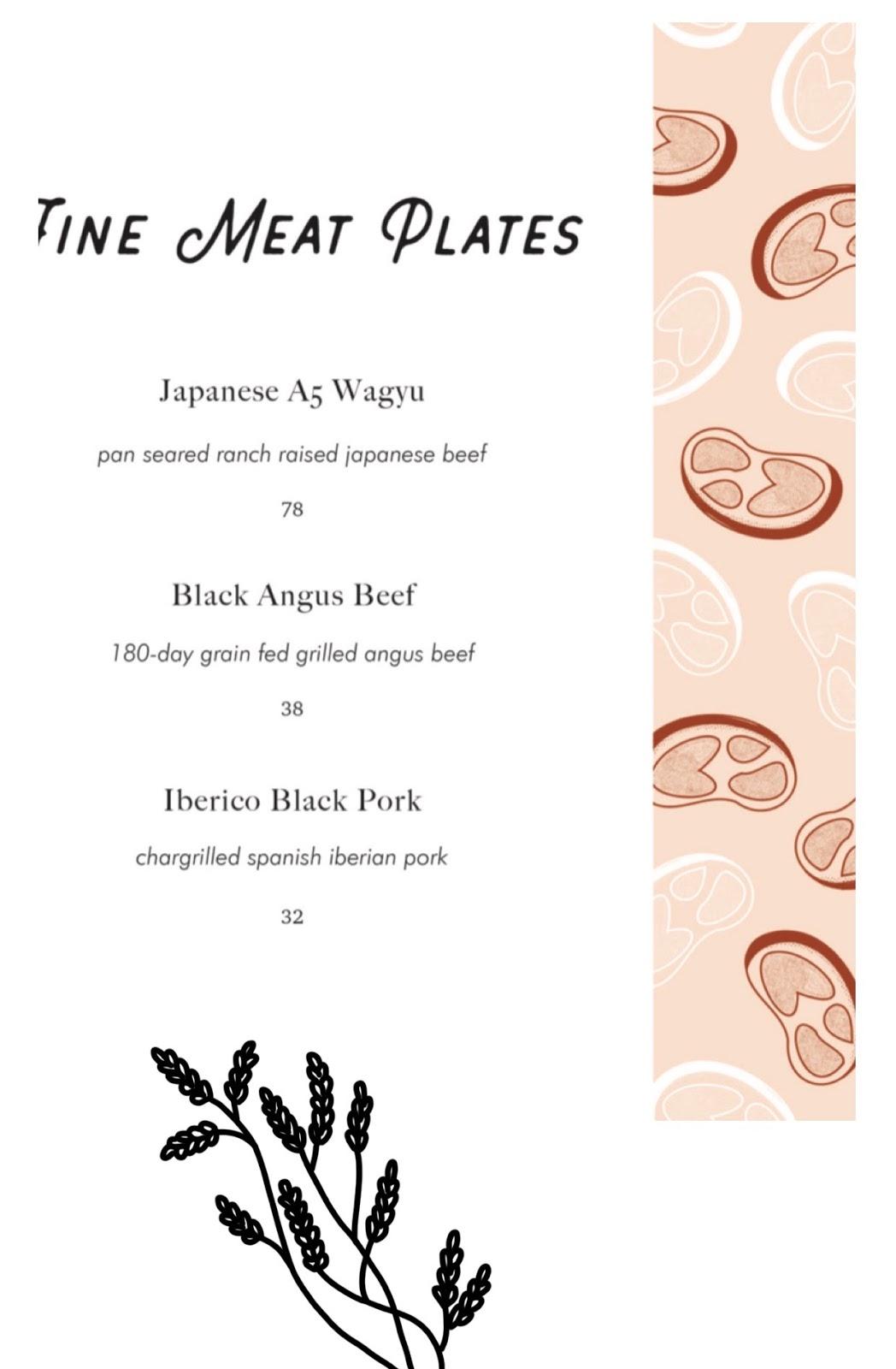 omote menu 10
