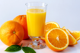 Squeezed orange Nutrition Facts