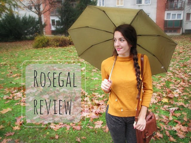 Rosegal recenzija, review, online trgovina, jesen, jesenski look, stil, fashion, burgundy, mustard, boja senfa, autumn, fall, umbrella, rainy day, kišni dan, rosegal saj, moje iskustvo s rosegal trgovinom