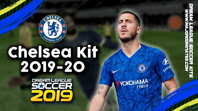 Chelsea 19-20 Kits - Dream League Soccer 2019 - Dls Kits Url