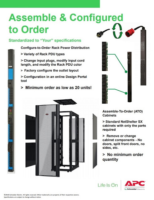 Power Distribution Unit Server Rack