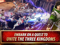 Dynasty Warriors Unleashed MOD v1.0.4.3 Unlimited Money Full Unlocked Apk Android English Version Terbaru
