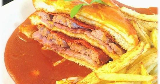 Francesi a o francesinha cocina portuguesa el saber for Frances culinario