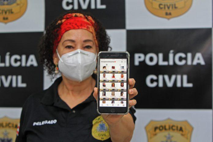 delegada Jussara Andrade Gomes - Foto: Camila Souza/GOVBA