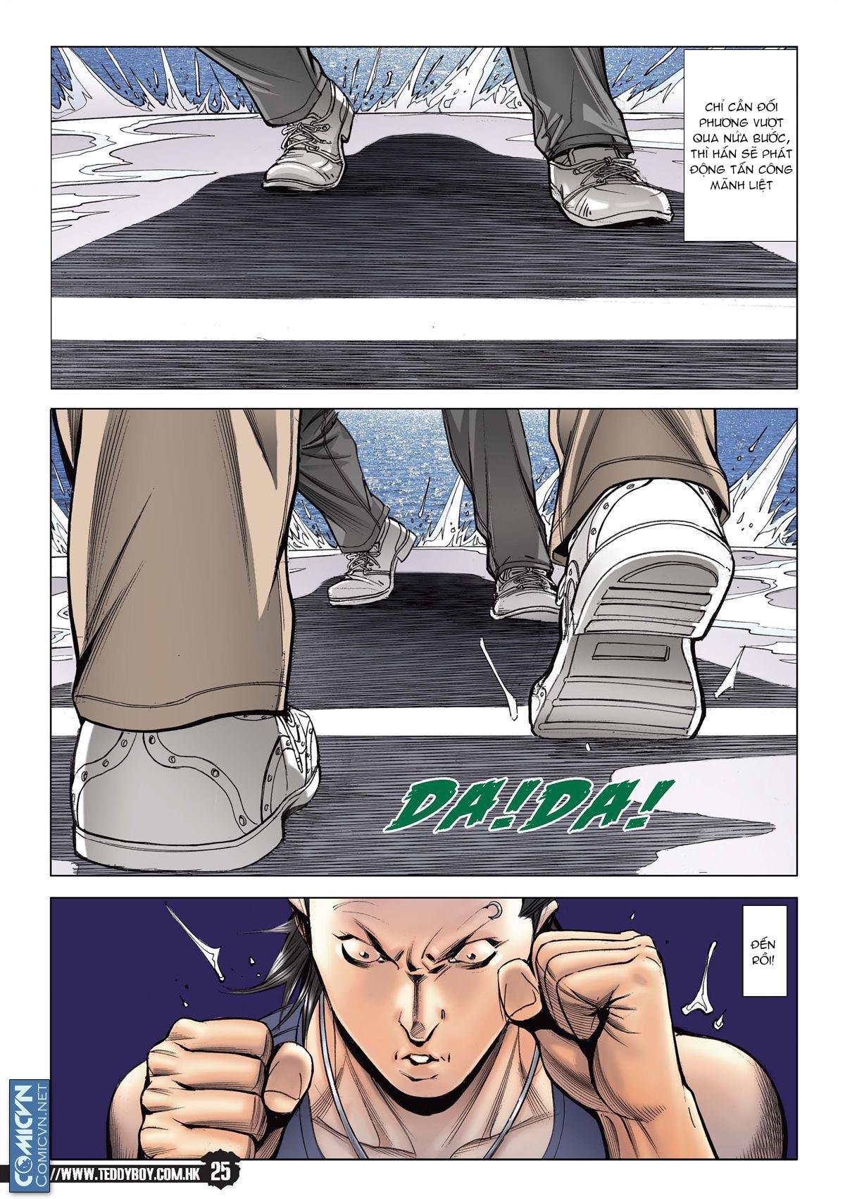 Người Trong Giang Hồ chapter 2148: tiểu mã vs gia đằng nhị trang 21