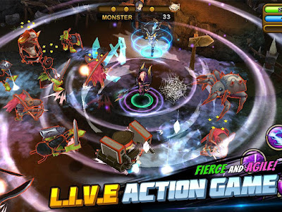 Guardian Hunter SuperBrawlRPG  v2.7.0.00 Mod Apk
