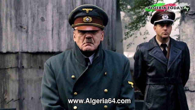 """وفاة الممثل السويسري برونو جانز مؤدي دور هتلر في فلم """" Downfall """" السقوط"""