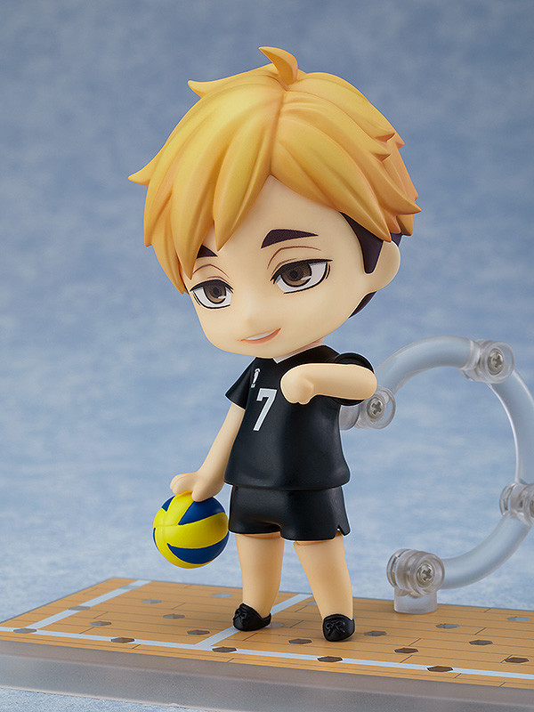 Figuras: Nendoroid Atsumu Miya de Haikyu!! - ORANGE ROUGE