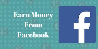 earn money by uploading videos on Facebook