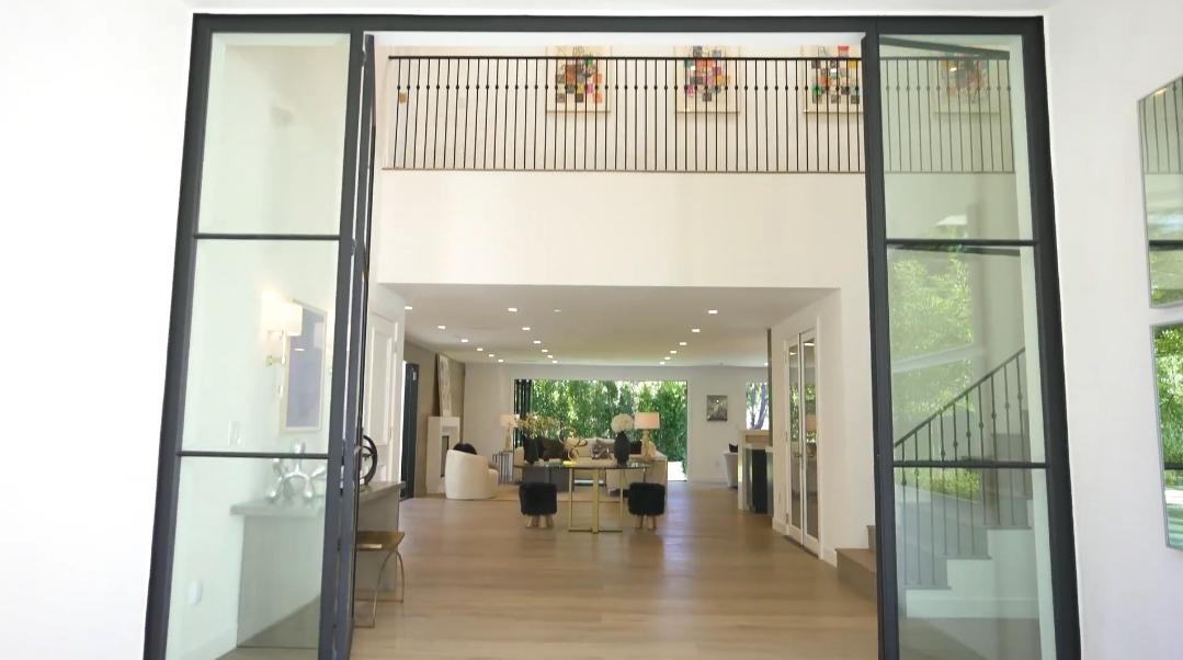 47 Interior Design Photos vs. 9607 Wendover Dr, Beverly Hills, CA Luxury Hrome Tour
